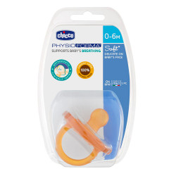 Chicco Physio Orthodontic Látex 0-6m