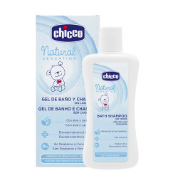 Comprar Chicco Natural Sensation Gel de Baño y Champú 200ml