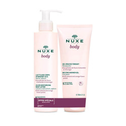 Comprar Nuxe Body Loción Corporal 200ml + Gel Ducha 200ml