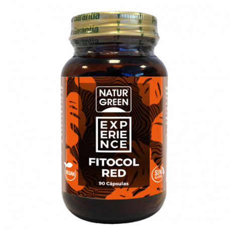 NaturGreen Experience FitoCol Red 90 cápsulas