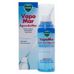 Vicks Vapomar Agua de Mar Spray Isotónico 100ml.