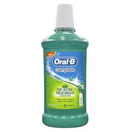 Oral B Colutorio Complete 500ml
