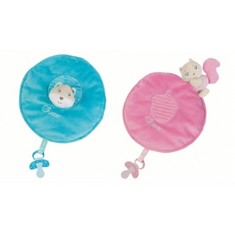 Chicco Soft Cuddles Mantita