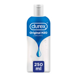Comprar Durex Lubricante Original Feel H2O 250ml