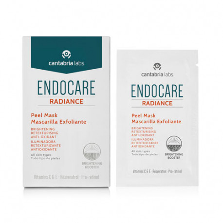 Endocare C Peel Gel 5 sobres 6ml