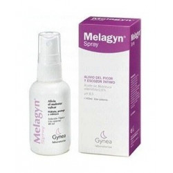 Melagyn Spray Pulverizador 40 ml.