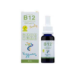 Comprar Veggunn Vitamina B12 Family 30ml