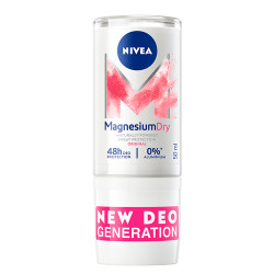 Comprar Nivea Desodorante Roll On Magnesium Dry 50ml