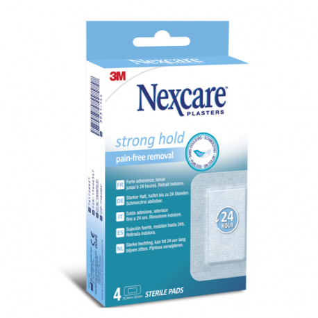 Nexcare Strong Hold Sterile 4 unidades