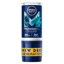 Comprar Nivea Men Desodorante Roll On Magnesium Dry 50ml