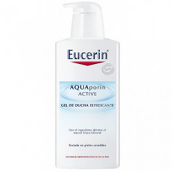Comprar Eucerin Aquaporin Active Gel Ducha 400ml