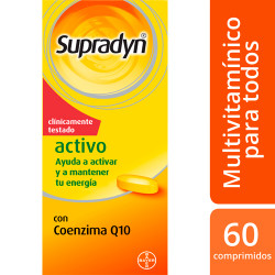 Supradyn Gummies Junior + Supradyn Activo Vitaminas Pack