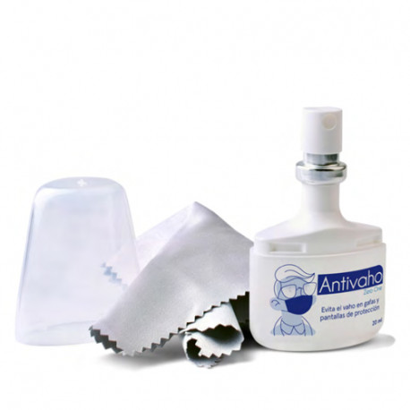 Disop Antivaho Zero One Gamuza + Spray de Bolsillo 20ml