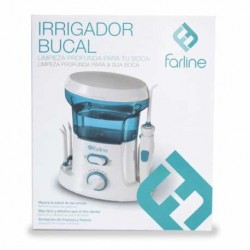 Comprar Farline irrigador Bucal