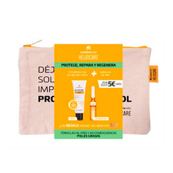 Comprar Heliocare Pack 360º Gel Oil Free 50ml + Endocare Radiance Oil Free 10 Ampollas