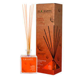 Comprar Eco Happy Mikado Naranja y Canela 95ml