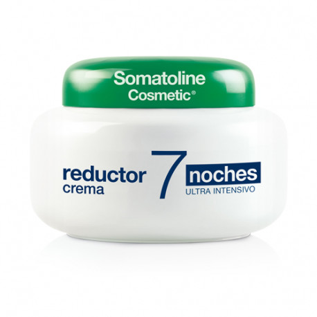 Somatoline Cosmetic Reductor 7 Noches Crema 400 ml