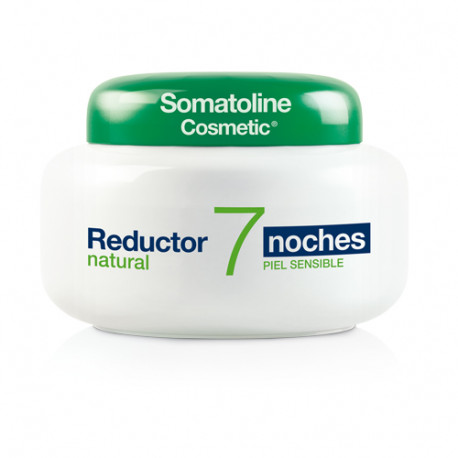 Somatoline Cosmetic Reductor 7 Noches Natural 400ml