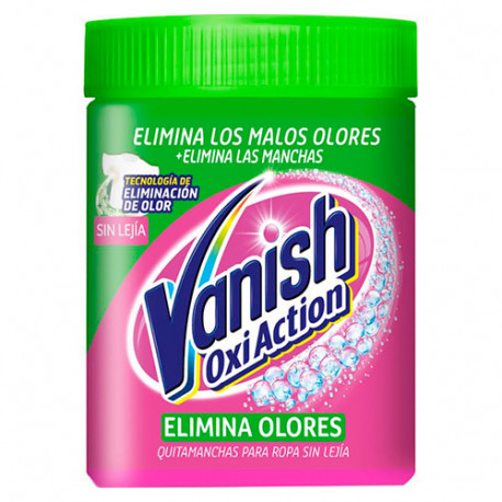 Vanish OxiAction Elimina Olores 840gr