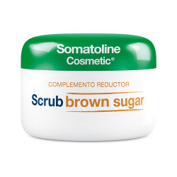 Comprar Somatoline Cosmetic Exfoliante Scrub Sugar Brown 350gr