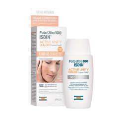 Comprar Isdin FotoUltra 100 Active Unify Fusion Fluid Color SPF50+ 50ml