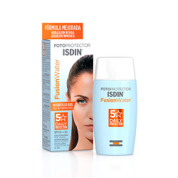 Comprar Isdin Fotoprotector Fusion Water SPF50 50ml