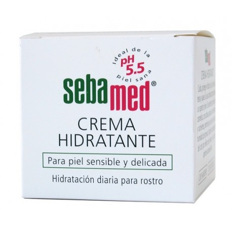 Sebamed Crema Hidratante 75ml.