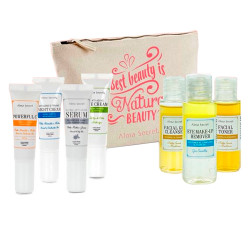Comprar Alma Secret Beauty Travel SetCompleto Piel Sensible Mixta