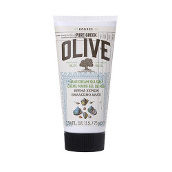 Comprar Pure Greek Olive Crema De Manos Sal De Mar 75ml