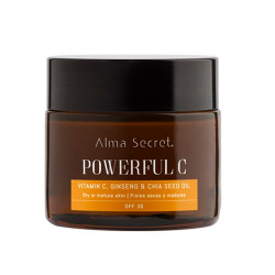 Comprar Alma Secret Powerful C Crema de Día SPF30 50ml