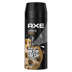 Comprar Axe Desodorante Bodyspray Leather & Cookies 150ml