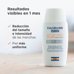 Isdin FotoUltra 100 Active Unify Fusion Fluid Color SPF50+ 50ml
