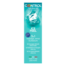 Comprar Control Ice Feel Gel de Masaje 200ml