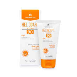 Comprar Heliocare Ultra 90 Gel SPF 50+ 50 ml