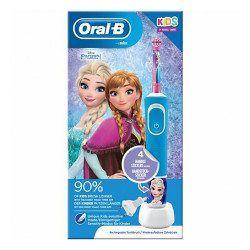 Comprar Oral B Cepillo Dental Vitality Kids Frozen Plus Box
