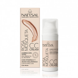 Comprar Natysal Rosa Mosqueta CC Cream Color Medio 50ml