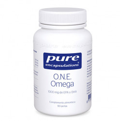 Comprar Pure Encapsulations One Omega 60 Cápsulas 96g