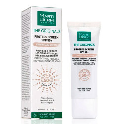 Comprar MartiDerm The Originals Proteos Screen SPF50+ Color Fluid Cream 40ml