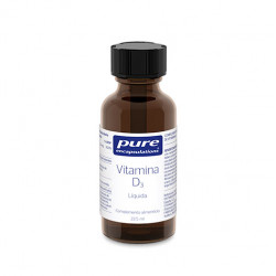 Comprar Pure Encapsulations Vitamina D3 22,5 ml