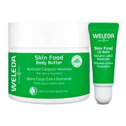 Comprar Weleda Skin Food Pack Crema Corporal 150ml + Labial 8ml