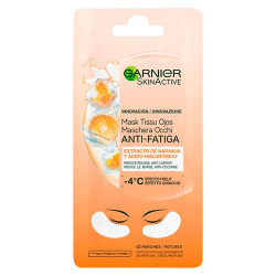 Comprar Garnier Skin Active Eye Tissue Mask Esptit Orange 1 Unidad