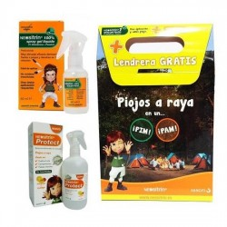 Comprar Neositrín Pack Spray Gel 60ml. + Protect Spray Acondicionador 100ml.
