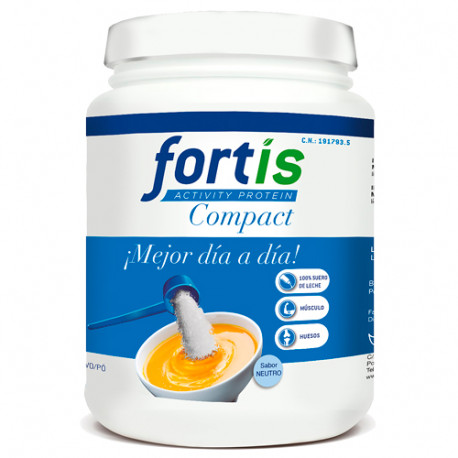 Fortis Activity Protein Compact Neutro 400gr