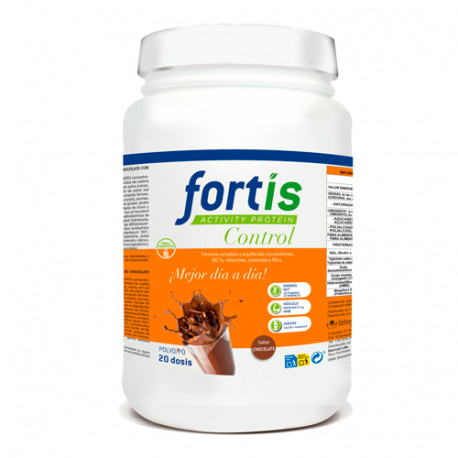 Fortis Activity Protein Control Chocolate Bote 1140gr
