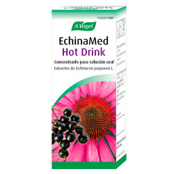 Comprar Echinamed Hot Drink Concentrado Para Solución Oral 1 Frasco 100 ml