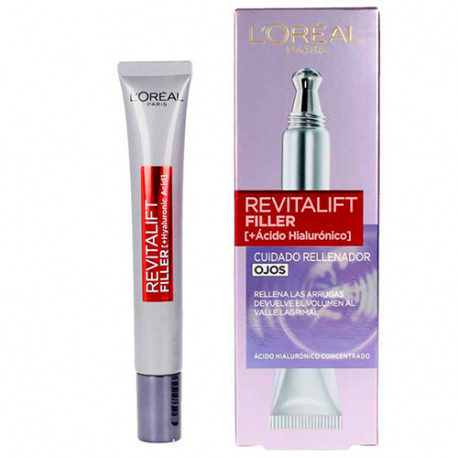 L'Oreal Revitalift Filler Ojos 15ml