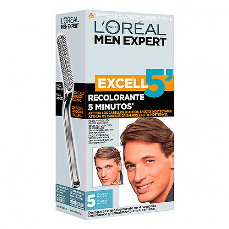 L'Oreal Excell 5 Castaño Natural Nº5
