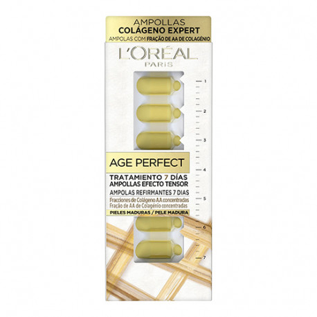 L'Oreal Age Perfect Ampollas 7ud