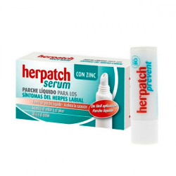 Comprar Herpatch Serum 5ml + Prevent Labial 4,8gr