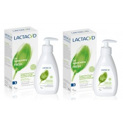 Comprar Lactacyd Gel Higiene Íntima Fresh 2 x 200ml